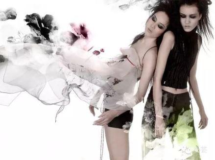 (天意作品。天意创立于1994年,是中国最成功的设计师品牌之一。)